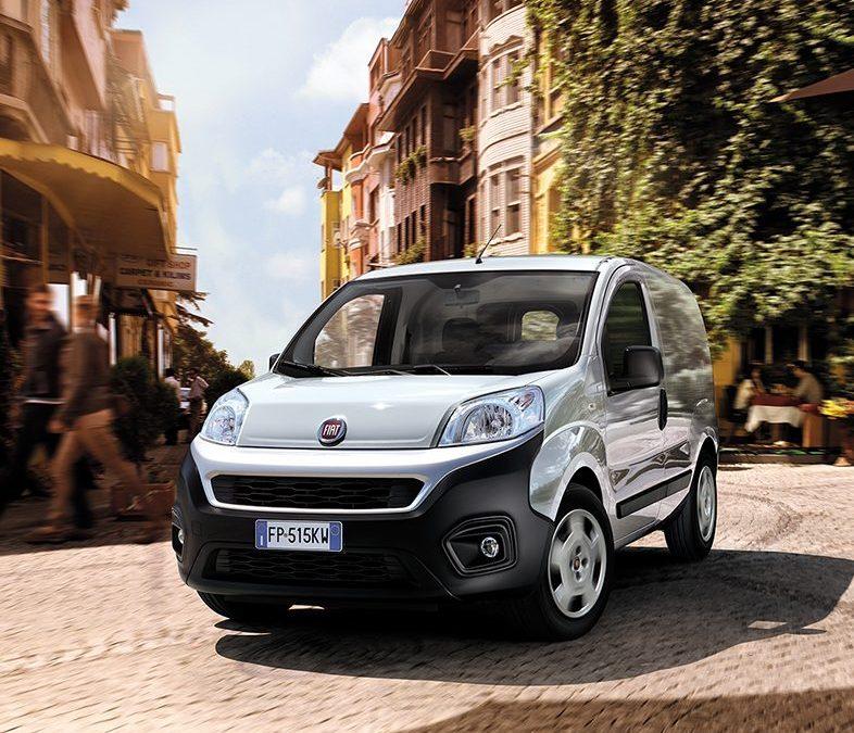 Fiat Fiorino 1.3 MJT 80cv € 249 al mese