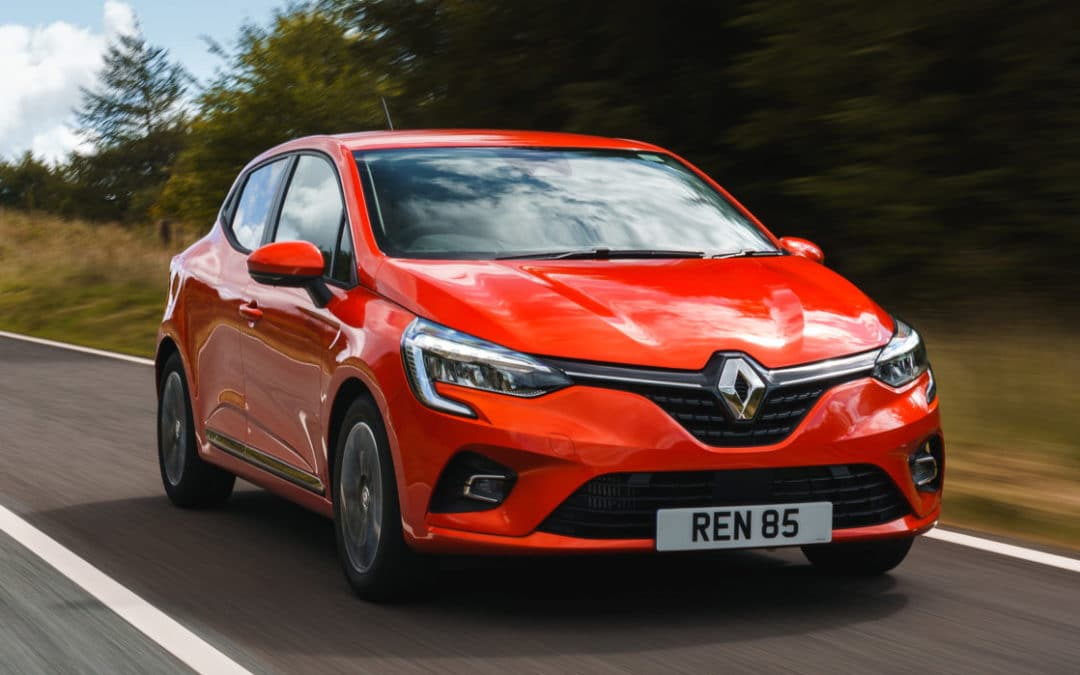 NEW RENAULT CLIO TCE GPL BUSINESS