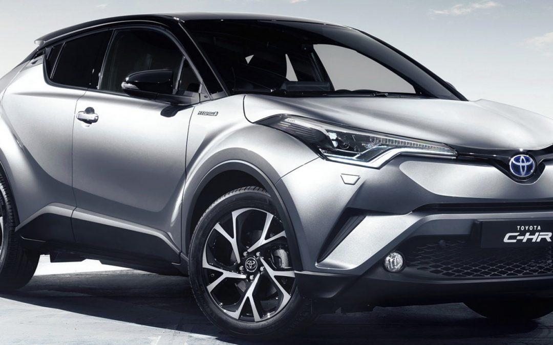 Toyota C-HR HYBRID E-CVT BUSINESS