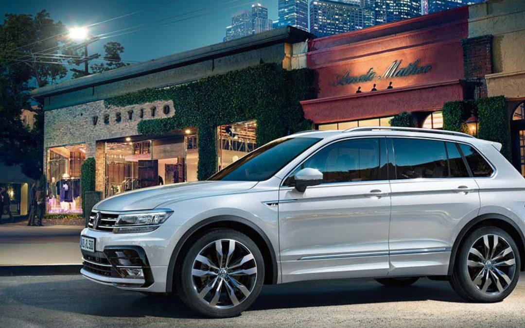VW TIGUAN MY19 2.0D 150cv Business DSG