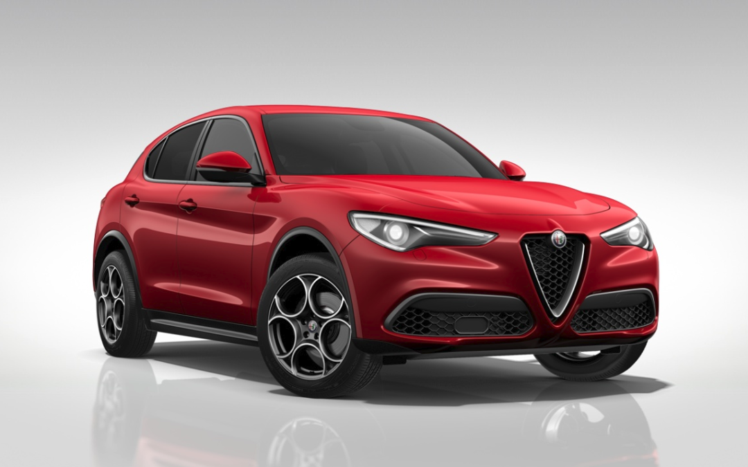 Alfa Romeo Stelvio 2.2 Mjt 160cv AT8 SPORT-TECH
